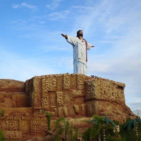 TIERRA SANTA. ODER: SELFIES MIT JESUS